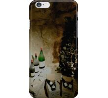 Discarded bottles iPhone Case/Skin