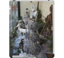 Waiting for Snow. iPad Case/Skin