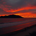 Mazatlan Sunset by Koala