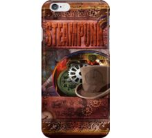 Steampunk No 4 iPhone Case/Skin