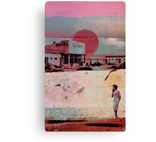 MOTEL 500 Canvas Print