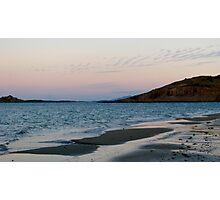 """Dusk"" Kings Beach, Bowen Photographic Print"