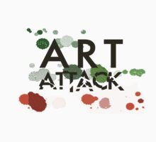 Art Attack 1 by loganhille