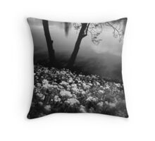 { by the river } Throw Pillow