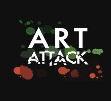 ART ATTACK 2 by loganhille