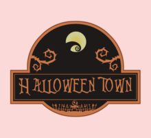 Halloween Town Baby Tee