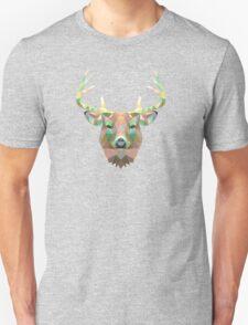 Abstract Big Buck T-Shirt