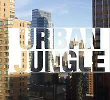 Urban Jungle by BlueBeast