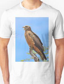 Yellow-billed Kite - African Raptors of Power T-Shirt