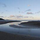Blue Sunrise by Catherine Davis