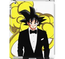 Goku in Suit and Tie iPad Case/Skin