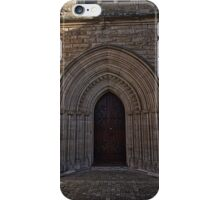 St Saviour's Cathedral (2) iPhone Case/Skin