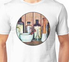 Mortar and Pestle and Pestle Unisex T-Shirt