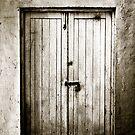 Locked Door by Dave Reid