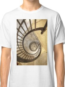 Spiral of decay Classic T-Shirt
