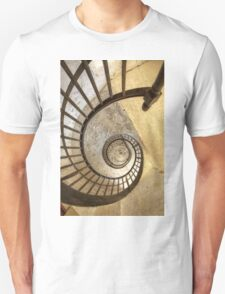 Spiral of decay Unisex T-Shirt