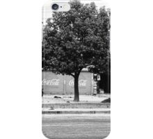 Across the road iPhone Case/Skin