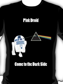 Dark Side of the Moon R2D2 T-Shirt