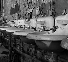 Sinks by Katherine Anderson