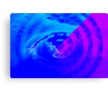 Radio Eye Canvas Print