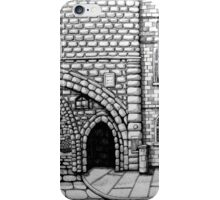 256 - ABBEY ARCH, NORTHGATE STREET, CHESTER DAVE EDWARDS - INK 2014 iPhone Case/Skin