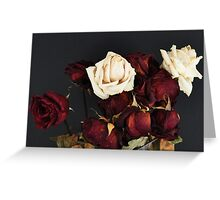 ROSES  (GREETING CARD ONLY) Greeting Card
