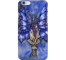 Blue Faery iPhone Case/Skin