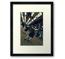 Sins of a Doppelganger - Vanity Framed Print