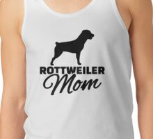 Rottweiler Mom Tank Top