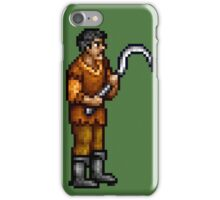 hero peasant iPhone Case/Skin