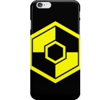 RebelTaxi Yellow 3 iPhone Case/Skin