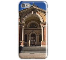 The Court House in Goulburn/NSW/Australia (1) iPhone Case/Skin