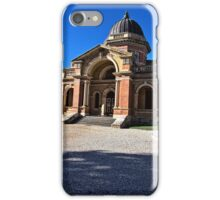 The Court House in Goulburn/NSW/Australia (2) iPhone Case/Skin