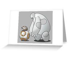 Fast Friend Greeting Card