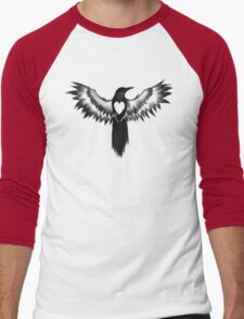 Sore Heart Men's Baseball ¾ T-Shirt