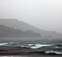 Hard Rain by DiveDJ