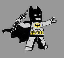 Batsy, batarang Thrower by Vitaliy Klimenko