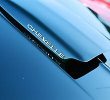 Chevelle Cowl Induction Hood by davidsphotos