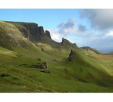 Trotternish Skye Photographic Print