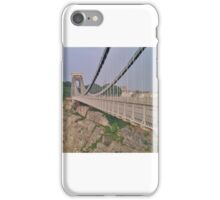 Clifton Suspension Bridge, Bristol iPhone Case/Skin