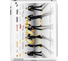 007 James Bond iPad Case/Skin