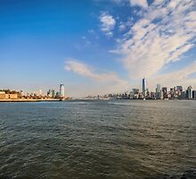 New York City by Joanne Wilde