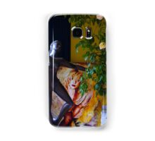 Female images Samsung Galaxy Case/Skin
