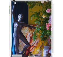 Female images iPad Case/Skin