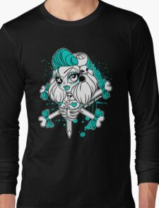Pirate Bones Penelope Long Sleeve T-Shirt