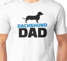 Dachshund Dad Unisex T-Shirt