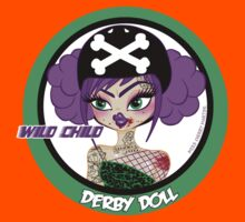 Wild Child Derby Doll  Kids Clothes