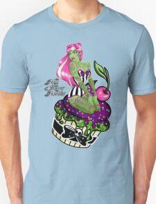 Cupcake Zombie Unisex T-Shirt