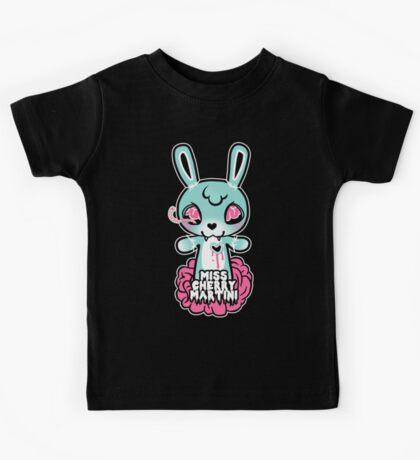 Bunny Eats Brains... Kids Tee