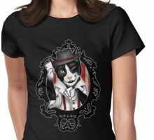 Dude the Mischievous  Womens Fitted T-Shirt